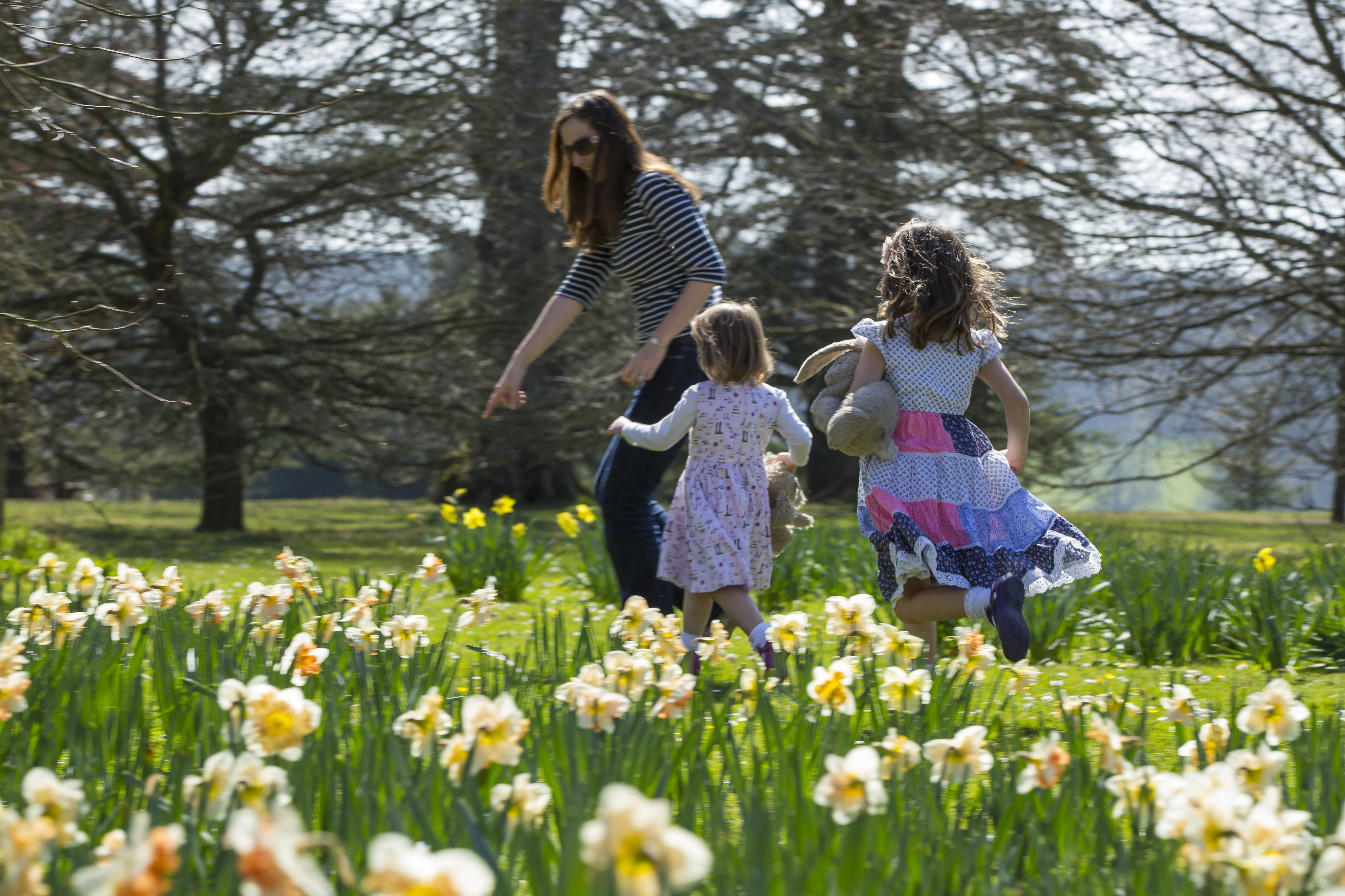 10 Ways to Treat Your Mum this Mother's Day in Hampshire