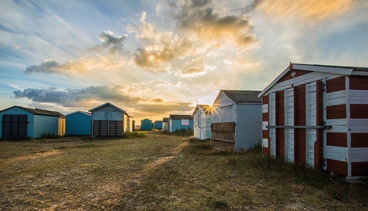 Summer Moments Photography Comp 2017 - Beach Huts in Hampshire