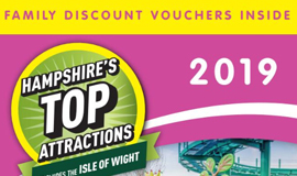 Hampshire's Top Attractions Leaflet