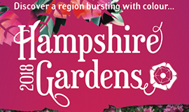 Gardens in Hampshire Leaflet