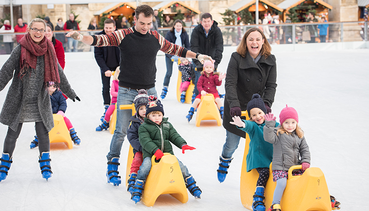 The Top Festive Ice Rinks in Hampshire for Christmas 2019