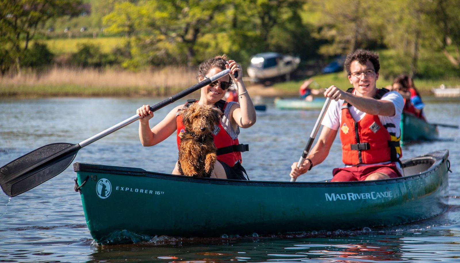 Canoe Tour with New Forest Activities