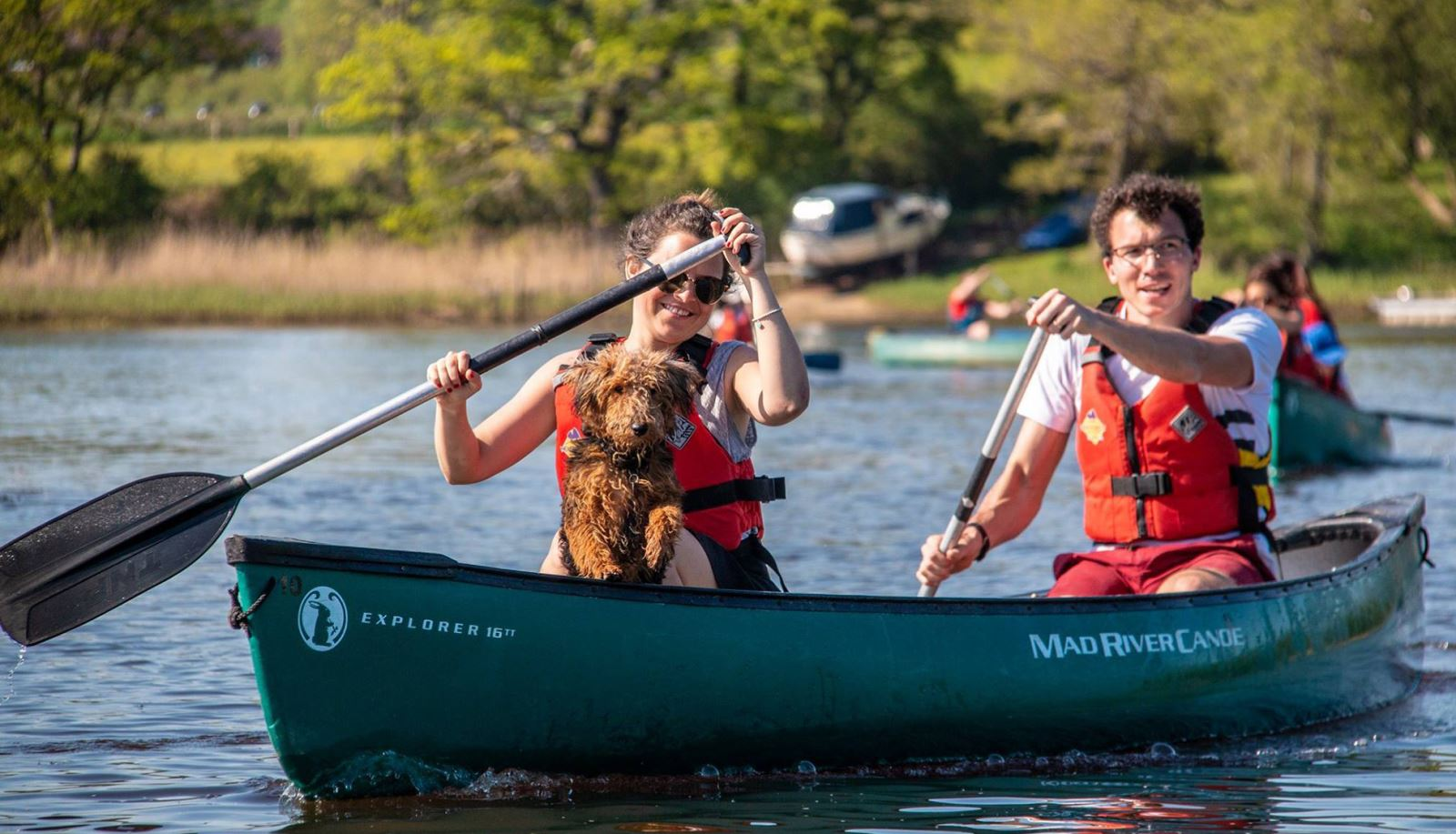 Paddle to the Pub with New Forest Activities - Hampshire MicroGap