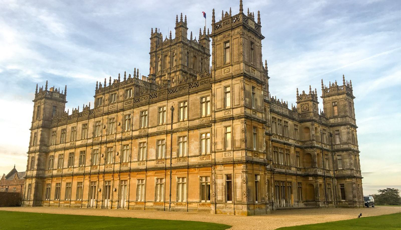 Highclere Castle the Real Downton Abbey