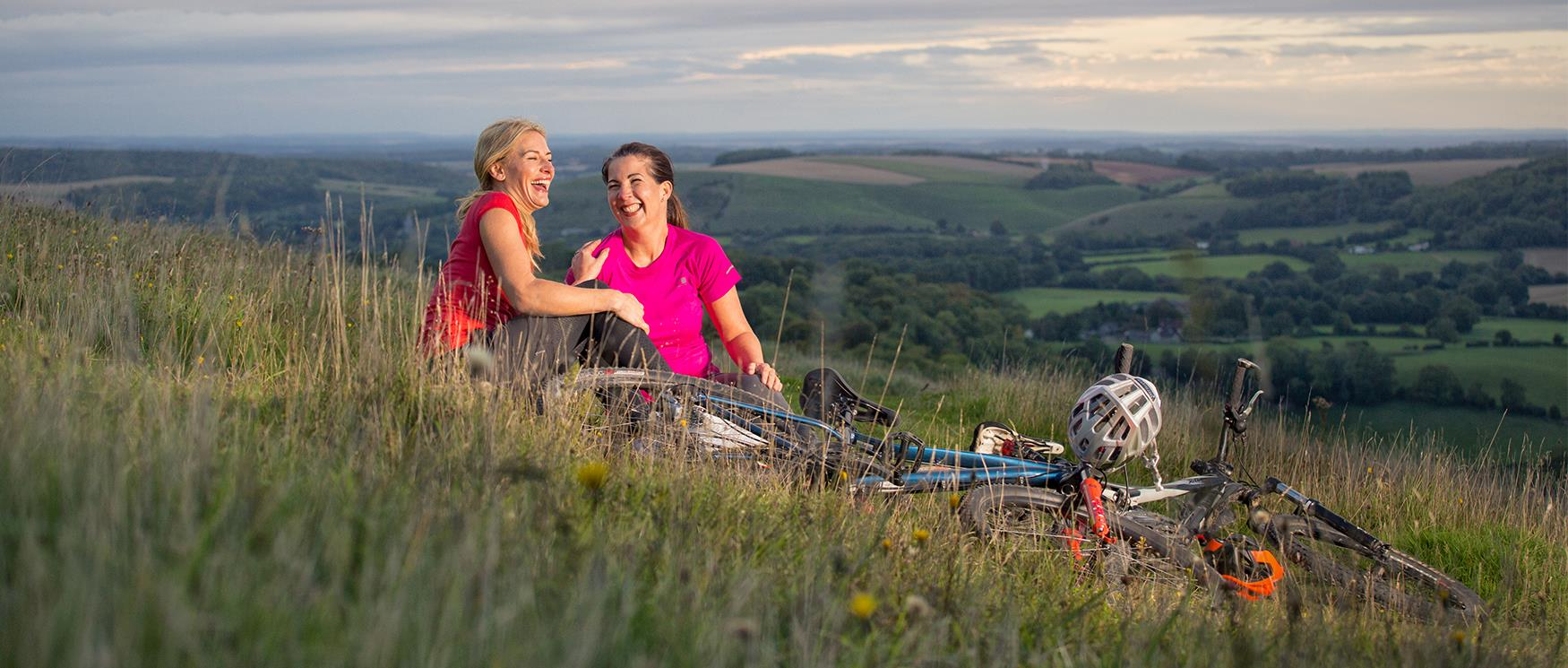 Cycling Short Breaks in Hampshire