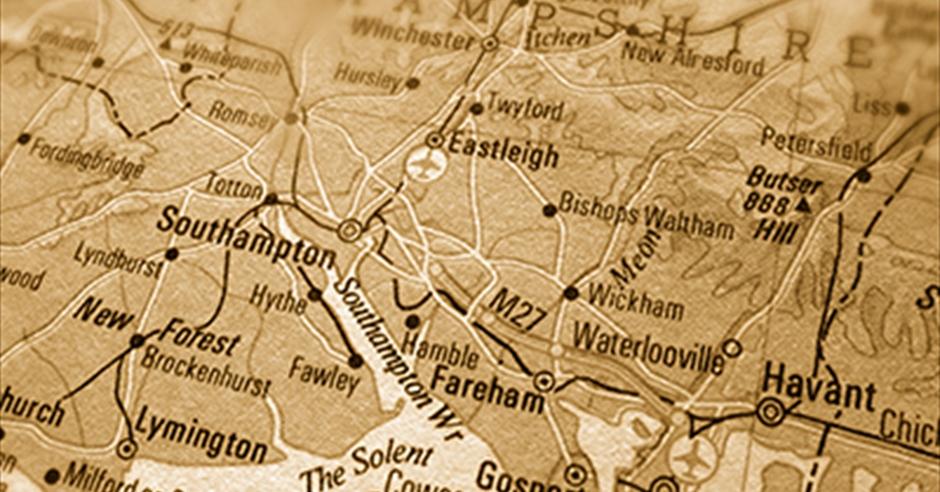 Map Of Uk Hampshire.Map Of Hampshire Hampshire Map Visit Hampshire Co Uk