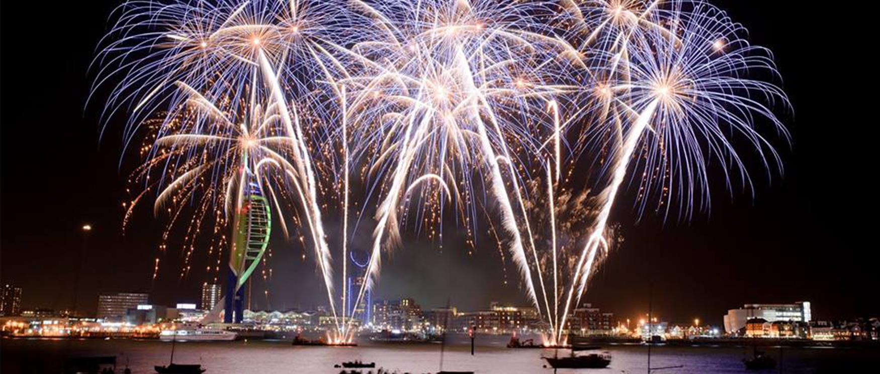 Bonfire and fireworks events in Hampshire - Visit Hampshire