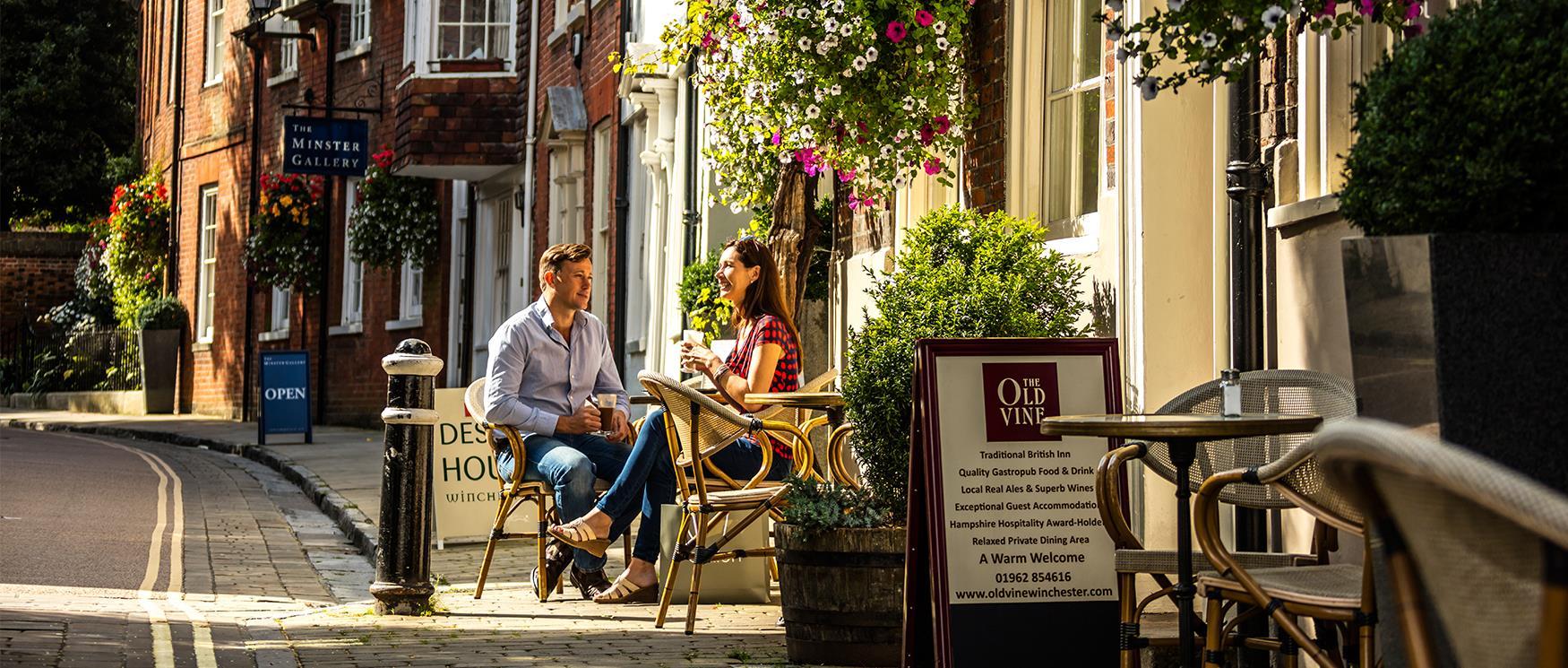 Romantic Breaks in Hampshire - Visit Hampshire