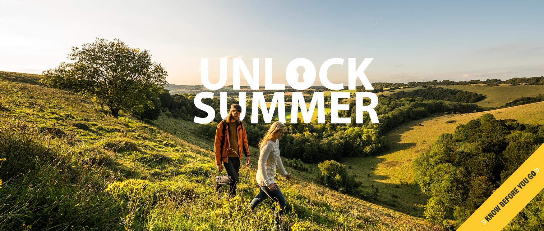 Guide to Summer: Days out - Accommodation - Stay Safe