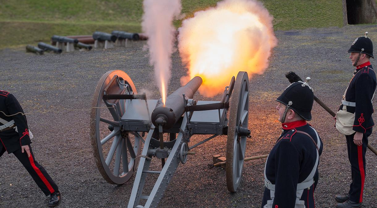 Military Attraction Events in Hampshire