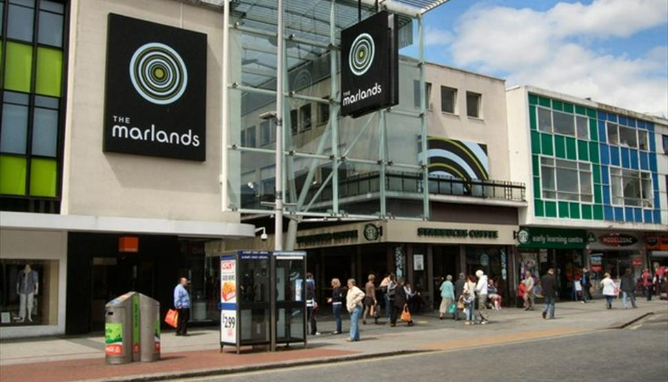 The Marlands Shopping Centre Visit Hampshire