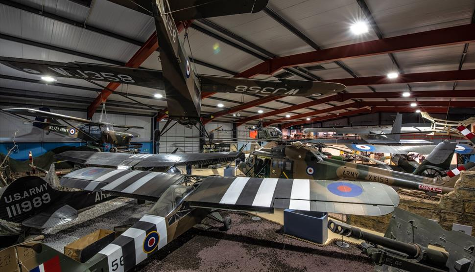 Army Flying Museum - Visit Hampshire