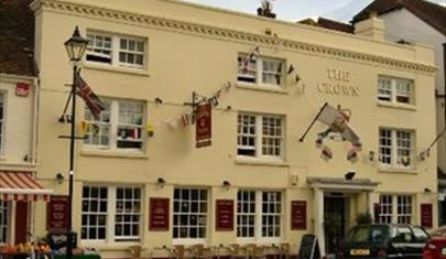 Crown Hotel, Emsworth