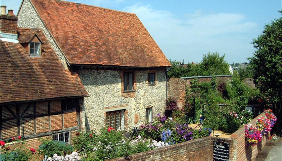 King Johns House Heritage Centre Visit Hampshire