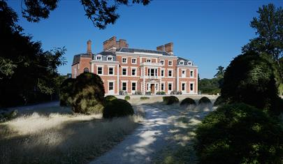 Heckfield Place, Hotel Hampshire