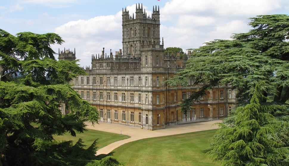 Highclere Castle And Gardens Visit Hampshire