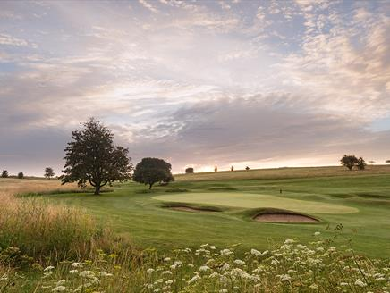 Hampshire Golf Clubs and Courses - Visit-Hampshire co uk