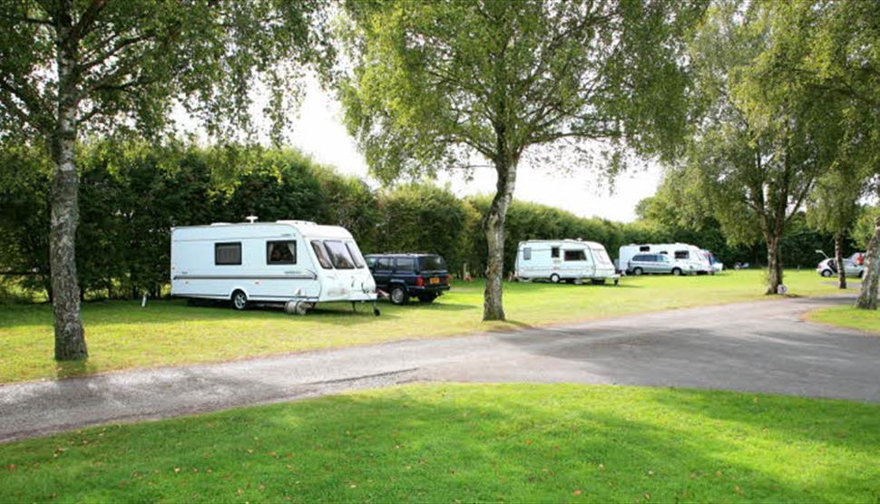 7d2bfa70217f3d Morn Hill Caravan Club Site - Winchester - Visit Hampshire