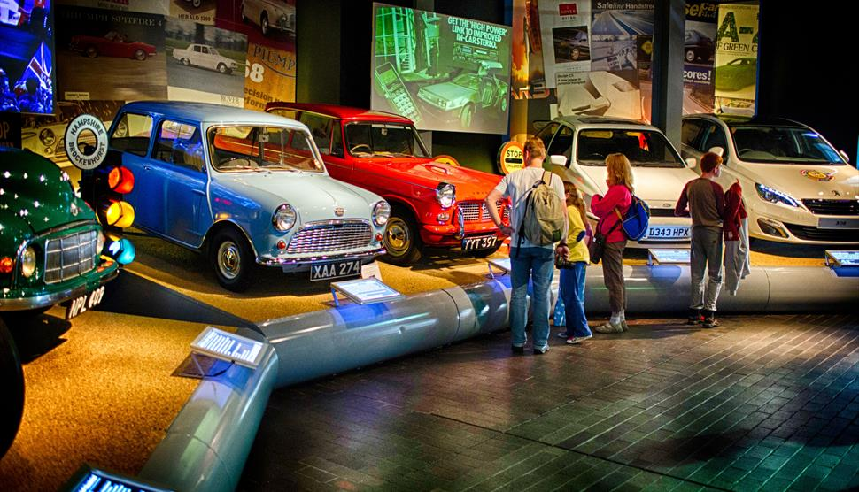 Beaulieu, Home of the National Motor Museum - Visit Hampshire
