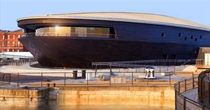 NEW Mary Rose Museum