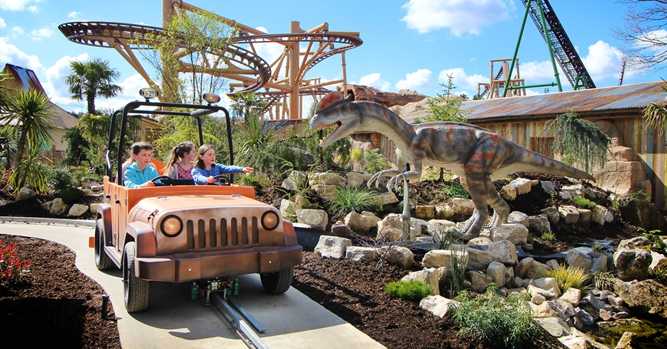 Paultons Theme Park Home Of Peppa Pig World Visit Hampshire