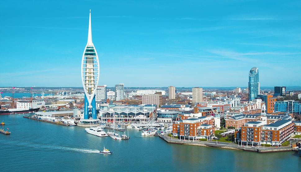 Portsmouth Explore Hampshire S Cities Towns Coast And