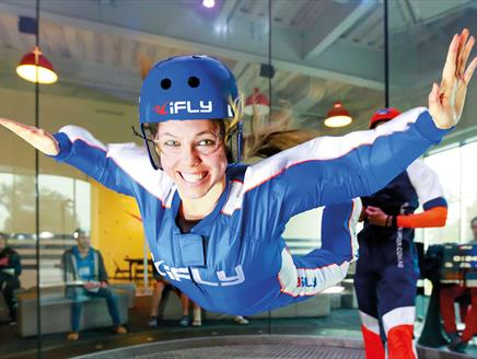 iFLY Indoor Skdyiving Basingstoke