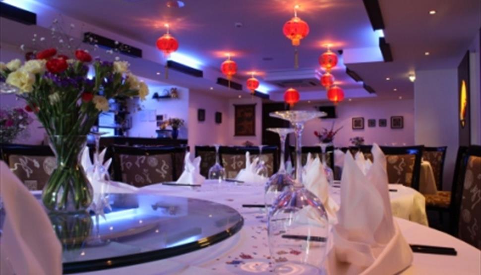 Mayflower Chinese Restaurant Basingstoke Visit Hampshire