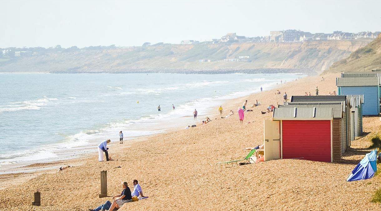 Beaches in Hampshire