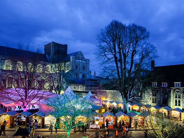 The Top 15 Things to do this Christmas in Hampshire