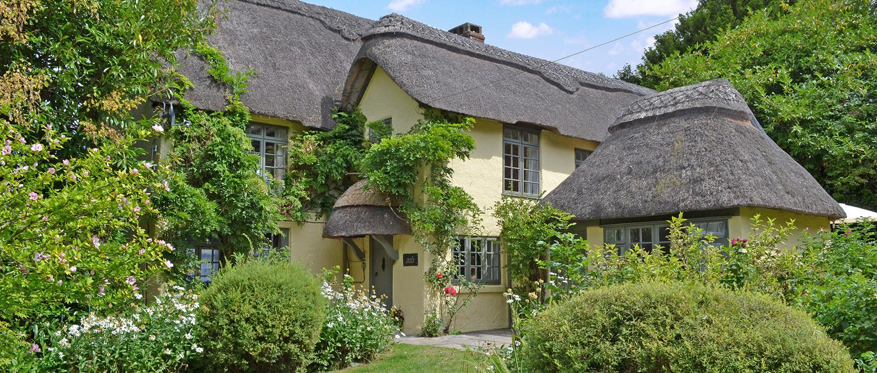 Holiday Cottages in the Countryside
