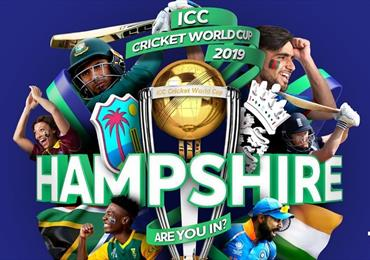 Thumbnail for WIN! Cricket World Cup Tickets