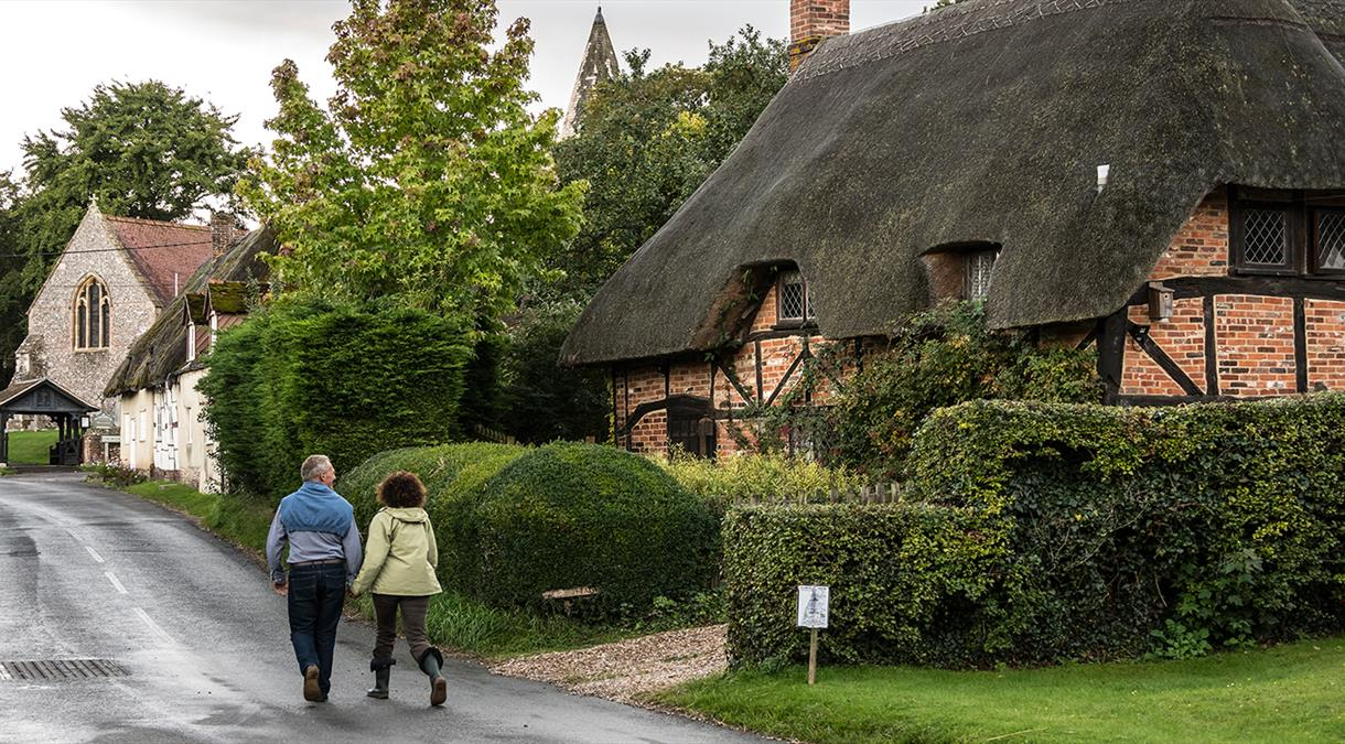 Holiday Cottages in Hampshire