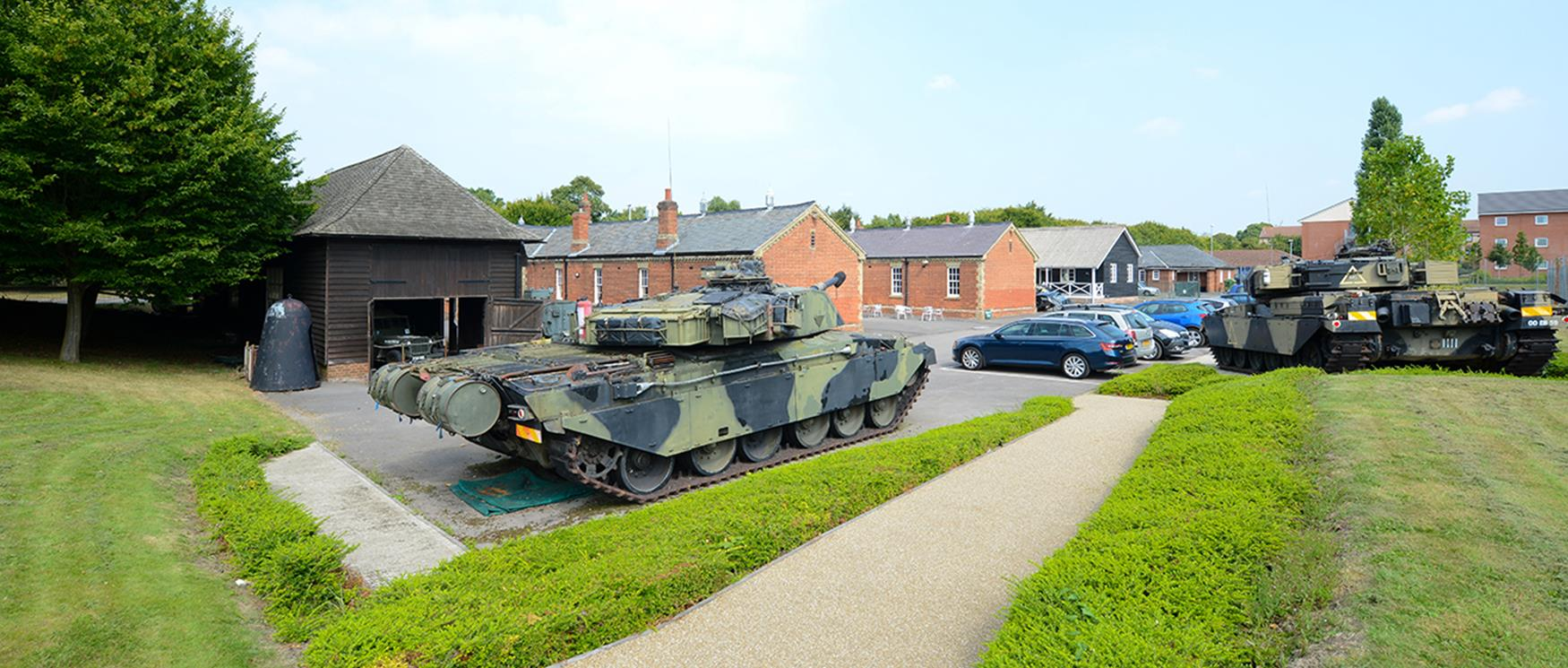 Discount Vouchers for Hampshire's Military Attractions