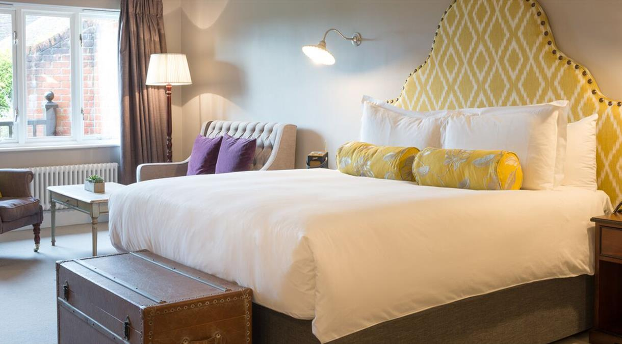 Book a Hotel in Hampshire