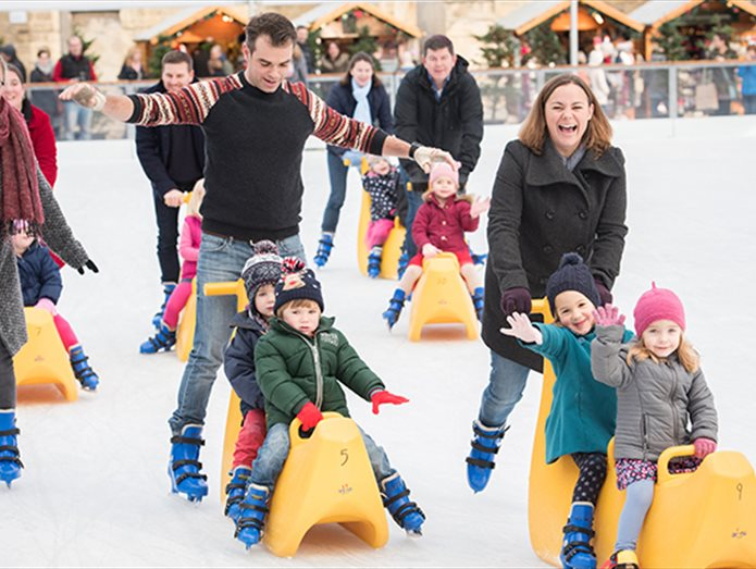 The Top Festive Ice Rinks in Hampshire for Christmas 2018