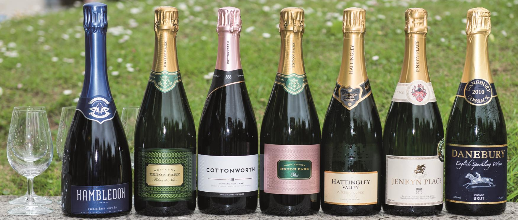 Hampshire Sparkling Wine
