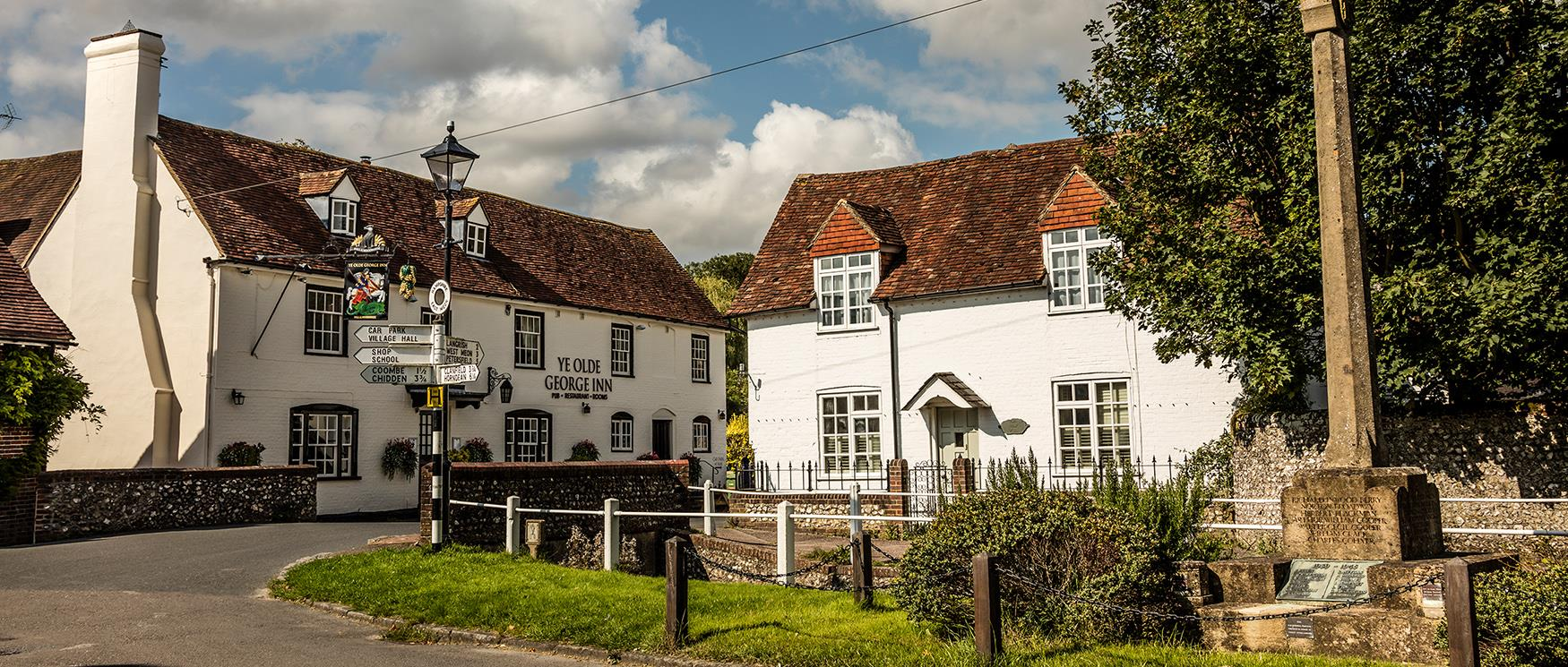 Pubs in the South Downs