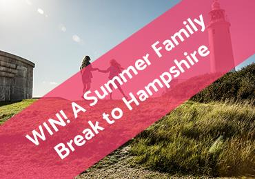 Thumbnail for WIN! A Family Summer Break to Hampshire