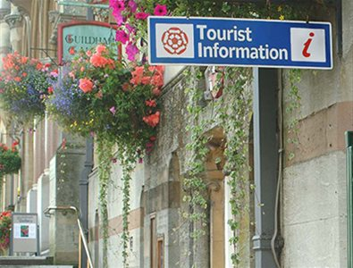 Thumbnail for Tourist Information Centres