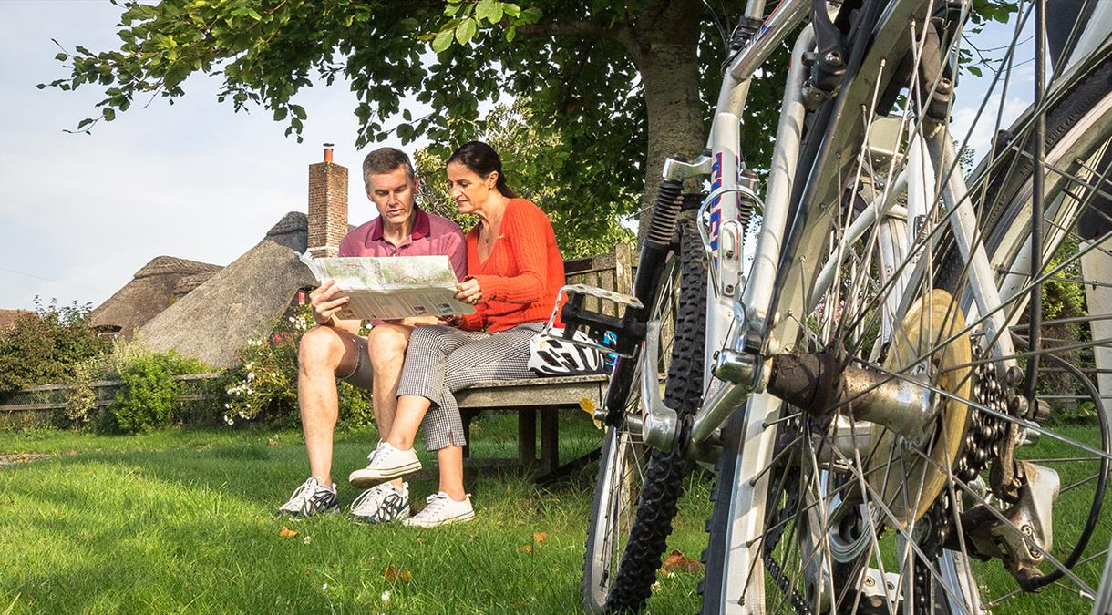 Cycle Hire and Shops in Hampshire