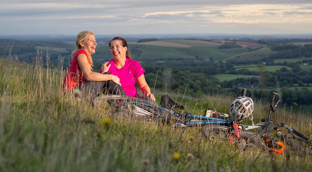 Cycling Breaks and Holidays in Hampshire