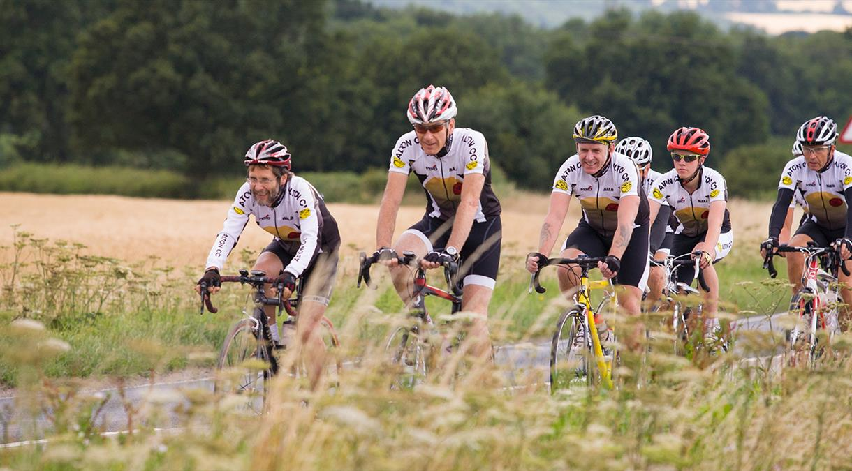 Cycling Clubs in Hampshire