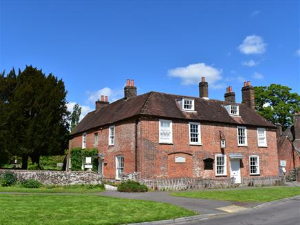Jane Austen's House Museum in Chawton