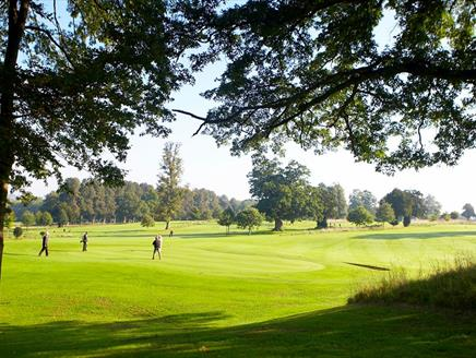 Avington Park Golf Couse