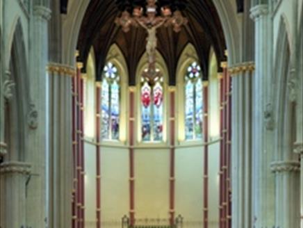 St John's Cathedral interior