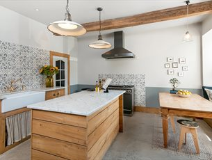 16a, Self Catering in Winchester Kitchen