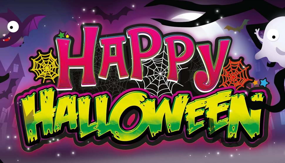 Happy Halloween at Paultons Park
