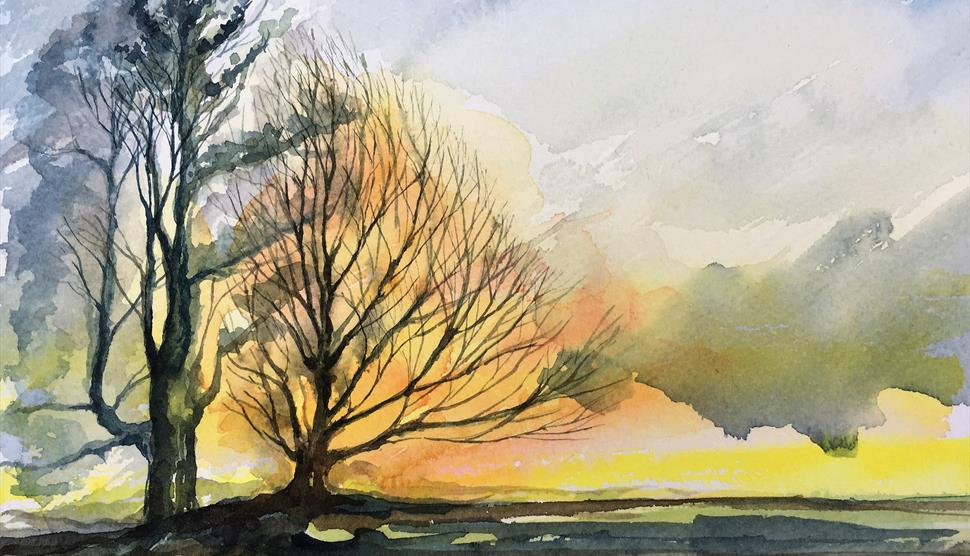 New Forest Art Society Exhibition at Sir Harold Hillier Gardens