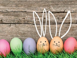 Easter Family Trail at Sir Harold Hillier Gardens